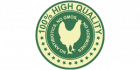 100% High Quality, No Antibiotics, No GMOS, No Hormones
